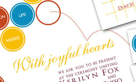 Wedding Invitations & Collateral